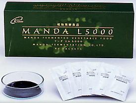 酵素食品・マンダL5000